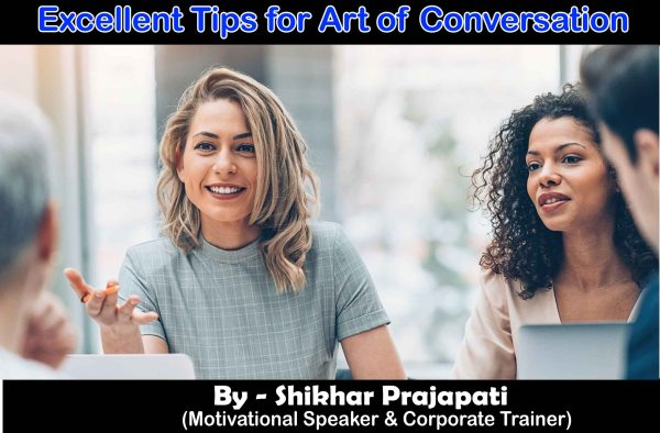 Tips for Coversation